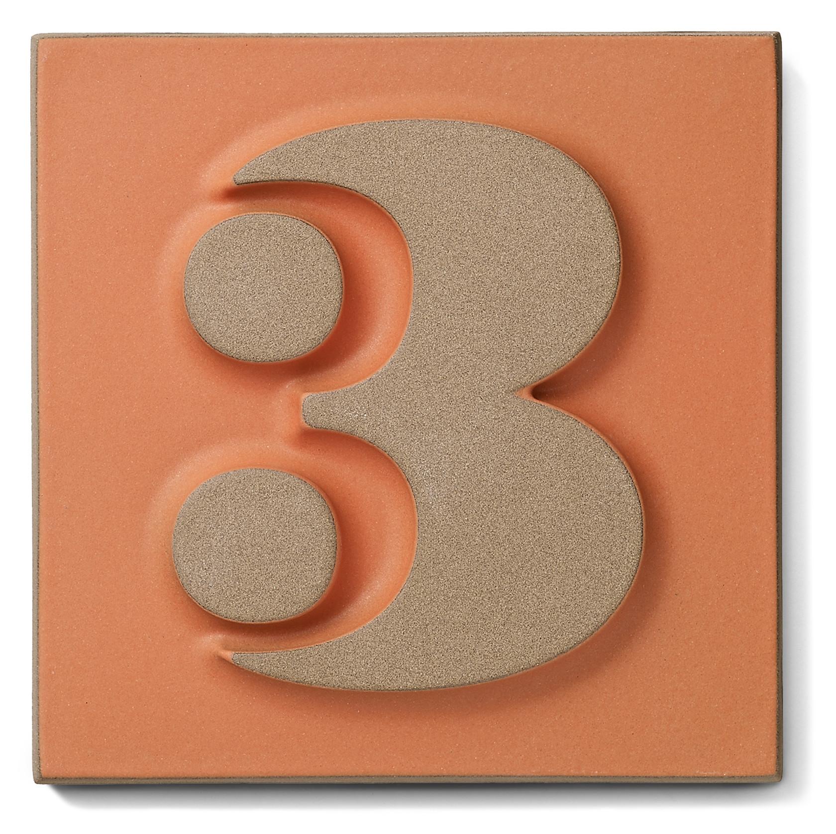 Heath Eames House Numbers