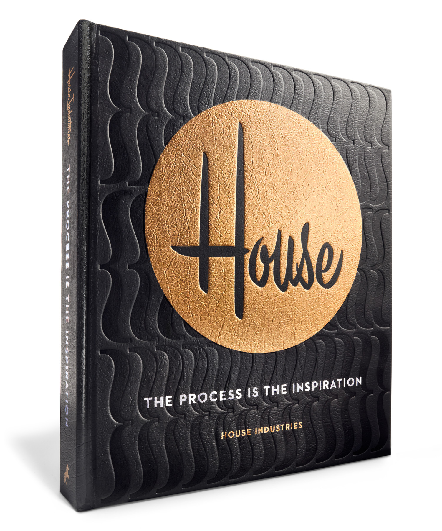 the process is the inspiration book house industries