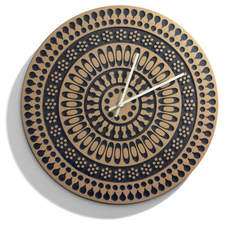 Heath Ornament Clock