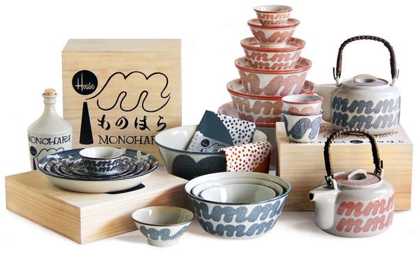 Monohara Ceramics by House Industries